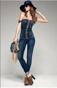 fast delivery so cheap sale uk Tuta-jeans-Denny-Rose-primavera-estate-2011 | eCHATTA's ...
